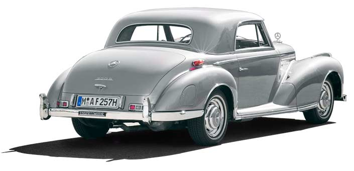 Mercedes-Benz 300 SC Coupé